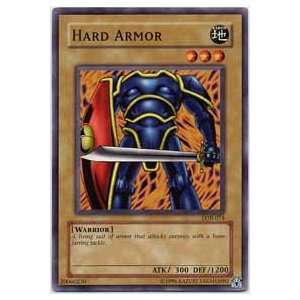 YuGiOh Legend of Blue Eyes White Dragon Hard Armor LOB 074 Common [Toy