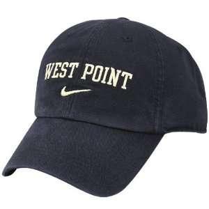 Nike Army Black Knights Black Campus II Hat