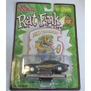 Rat Fink Mad Dragger Die Cast Car Big Daddy Ed Roth Toys