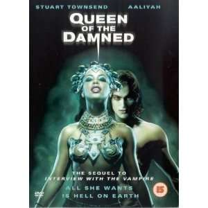 Queen of the Damned Aaliyah, Stuart Townsend, Marguerite