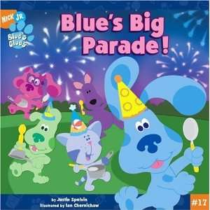 Blues Big Parade (Blues Clues) [Paperback] Justin