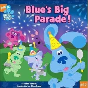 Blues Big Parade (Blues Clues) [Paperback] Justin