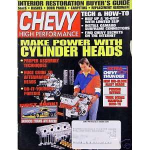 Make Power with Cylinder Heads cover story