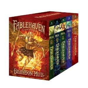 Fablehaven Complete Set (Boxed Set) Fablehaven; Rise of