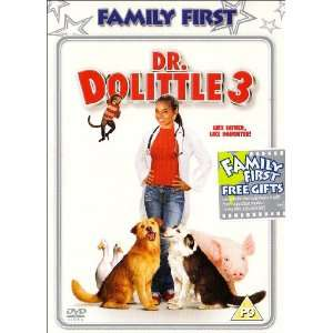 Doctor Dolittle 3 [DVD] [UK Import]