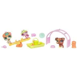 Littlest Pet Shop Themed Playpack   Dog Park Toys & Games