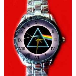 Pink Floyd Concert Art Dark Side 36 mm Wrist Watch