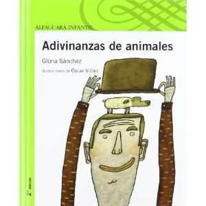 De Animales (Proxima Parada) (9788420428666) Gloria Sanchez Books