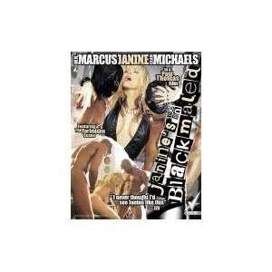 Janines Been Blackmaled DVD (starring Janine Lindemulder