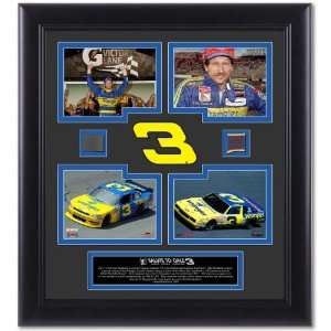Mounted Memories Dale Earnhardt Jr. Salute To Dale 4 Framed 4X5