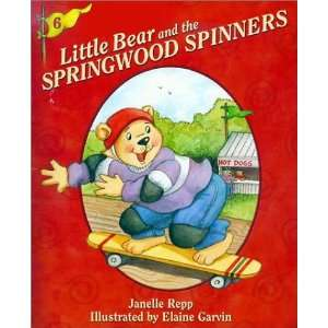 Little Bear and the Springwood Spinners (Little Bear