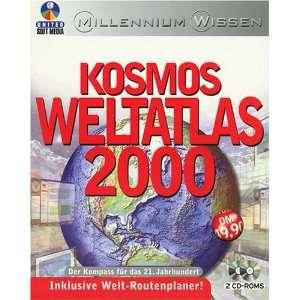Kosmos Weltatlas 2000: NA: Software
