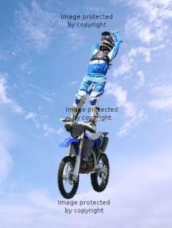Dirt Bike Stunt Rider Twin Comforter only at VisionBedding