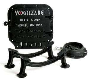 VOGELZANG BK100E WOOD BURNING STOVE BARREL KIT