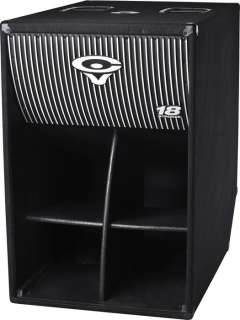 Cerwin Vega AB 36C Afterburner 18 Folded Horn Subwoofer Speaker