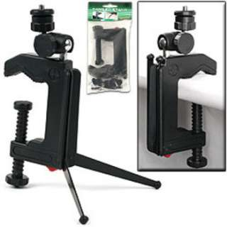 Wholesale Swivel Camera Stand   Tripod or Table C Clamp (SKU 641596