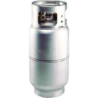 33 Pound Aluminum Forklift Propane Cylinder With Gauge And Fill Valve