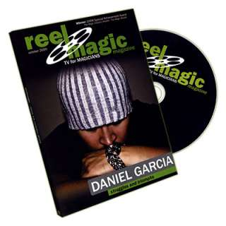 Reel Magic Episode 13 (Daniel Garcia)  DVD