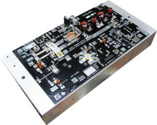 RF Amplifier High Power FM 300 Watt Radio Tugicom