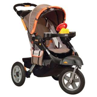 Jeep Liberty Limited 3 Wheel All Terrain Baby Stroller