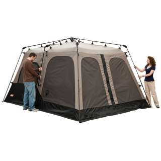 NEW! COLEMAN Camping Waterproof 8 Person Instant Tent