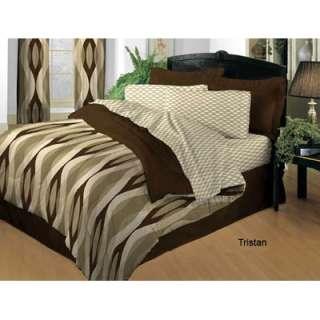 Home Tristan King Complete Bedding Set  Meijer
