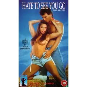 Hate to See You Go [VHS] Selena Steele, Nina Hartley