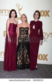 Los Angeles   Sep 18: Elizabeth Mcgovern, Joanne Froggatt, Michelle