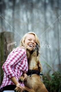blond teen girl summer portraits Royalty Free Stock Photo