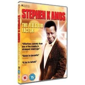 Stephen K Amos The Feel Good Factor [DVD] .co.uk Stephen K