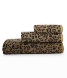 Bay Linens Animal Print Bath Towels  Dillards
