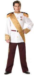 Super Deluxe Prince Charming Costume   Prince Charming Costumes