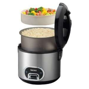 Aroma ARC 940SB 20 Cup (Cooked) Rice Cooker & Food Steamer