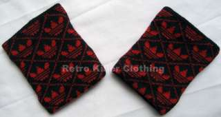 Adidas Originals Trefoil 80s Retro Sweatband Wristbands