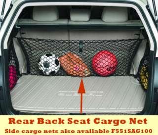 2006 2007 Subaru Legacy Cargo Net Rear Seat Back OEM