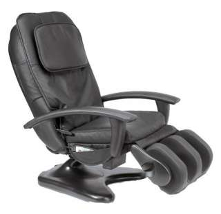 110 Human Touch Robotic Massage Chair, Black