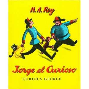 Jorge El Curioso, Rey, H. A.: Childrens Books