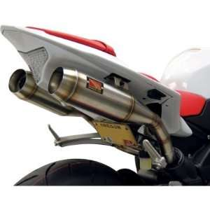 YAMAHA YZF R6 COMPETITION WERKES GP SLIP ON EXHAUST (STAINLESS STEEL