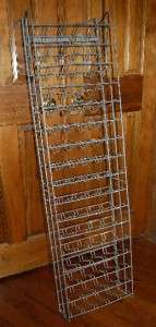 Large 85 Bottle Rack Coke Pepsi Rc 7up Dr Pepper Soda Machine
