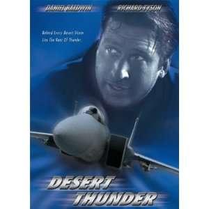 Desert Thunder Daniel Baldwin, Stacy Haiduk, David St