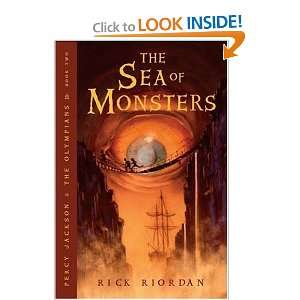 by Rick Riordan (Author)The Sea of Monsters (Percy Jackson