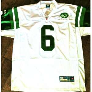 Mark Sanchez New York Jets White Reebok Replica Jersey [xlarge][mens