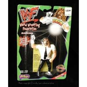 WWF WWE Wrestling Bend Em Mick Foley Mankind New