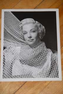 Vintage 1940s Broadway & Film Actress Vivian Blaine Unusual Glamour