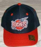 Houston Rockets NBA cap hat boys girls NEW Basketball