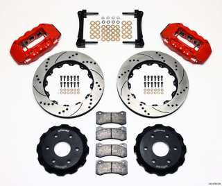 WILWOOD DISC BRAKE KIT,FR,GMC,CHEVY TRUCK 1500,14,RD,D