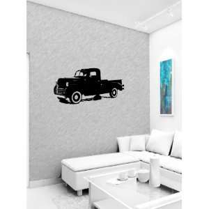 Dodge Classic Cars Wall Vinyl Sticker Decals Art Mural