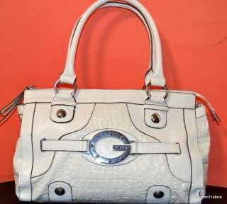 Guess Carly Nicole White Bag Purse Сумка Sac Handtasche Bolsa