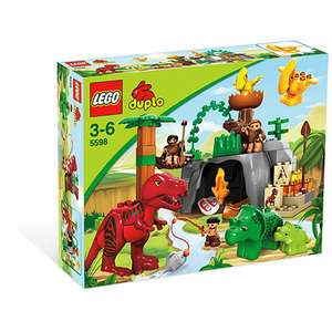 LEGO DUPLO   Dino Valley Set Building Blocks & Sets