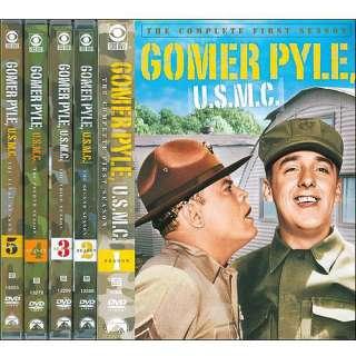 Gomer Pyle U.S.M.C. Complete Series Pack (Full Frame